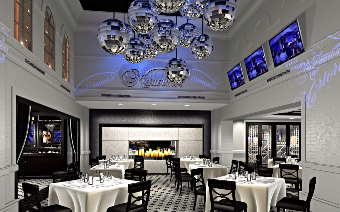 Celebrity chef Steve Martorano exciting dining experience at Harrah's